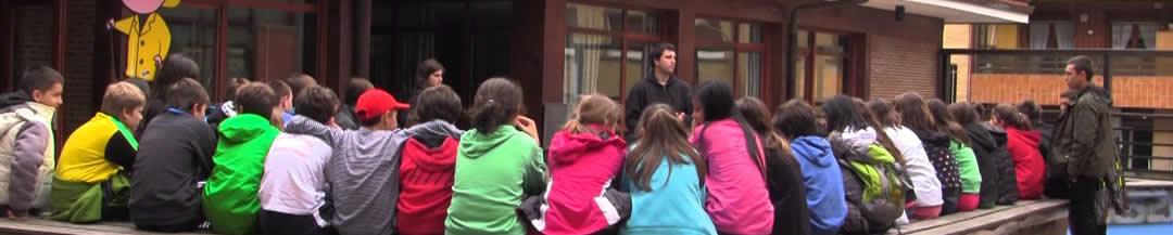 Actividades para escolares Trinkete Hostel