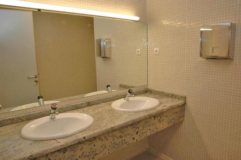 baño Trinkete Hostel