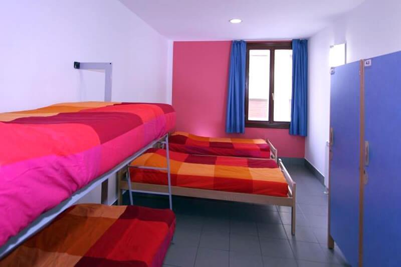 Habitación cuádruple Trinkete Hostel
