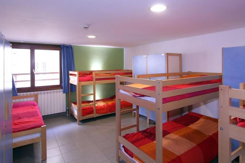 Habitación múltiple Trinkete Hostel