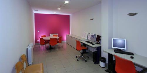 sala internet trinkete hostel